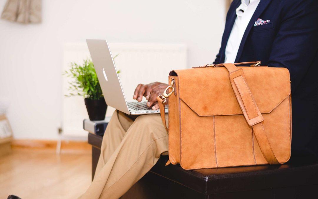 Stijlvolle, zakelijke laptoptassen